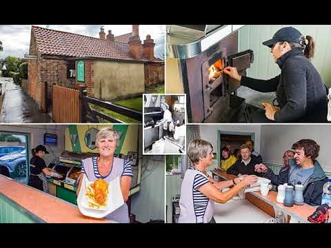 The Chippy Where Time Stands Still: Traditional Fish And Chip Shop Still Uses Recipes From 1948