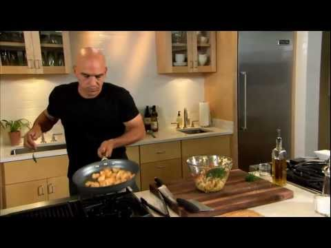 Pan-Roasted Shrimp Recipe by Chef Michael Symon