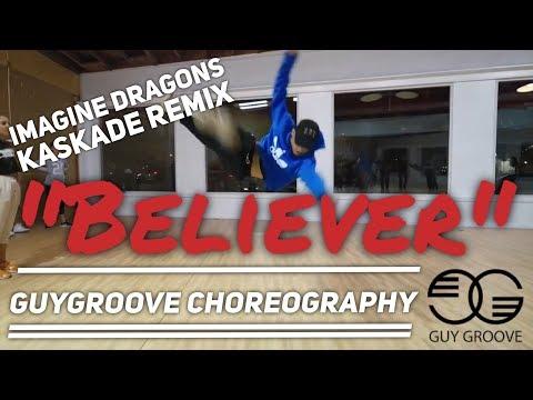 """Believer""   @imaginedragons @kaskade   @GuyGroove Choreography"