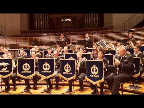 Genesis - Royal Australian Navy Band Live 2015