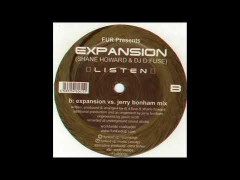 Expansion - Listen (Jerry Bonham Remix) [1999]