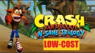 Crash Bandicoot 2 COMPLETO 100% (en directo)