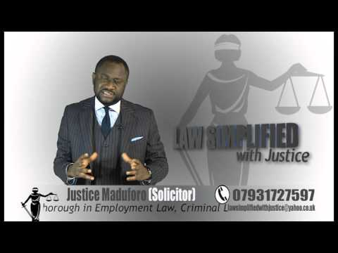 Law simplified with justice (DISABILITY DISCRIMINATION UNDER