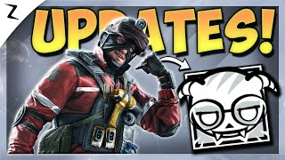 Year 5 News! Leak! Area F2! - Rainbow Six Siege