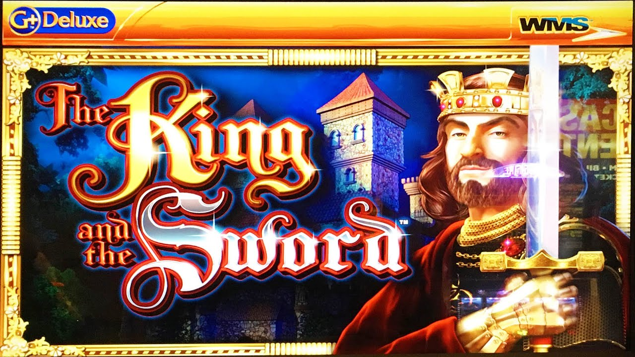 The king and the sword slot machine south lake tahoe casinos best buffet