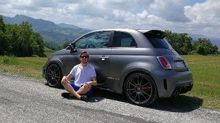 Should I Buy the Abarth Biposto for €25.000? [Sub ENG]