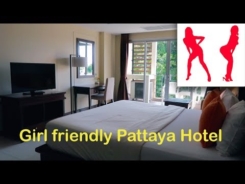 The best Pattaya Hotel for $40 a night??? [Girl Friendly!!!]