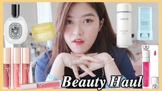 HAUL + REVIEW SẢN PHẨM SKINCARE/MAKEUP MỚI🤟🏻 LANEIGE, DIOR, INNISFREE, DIPTYQUE...