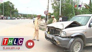 Lào Cai: Tai nạn giao thông nghiêm trọng khiến 2 người tử vong | THLC