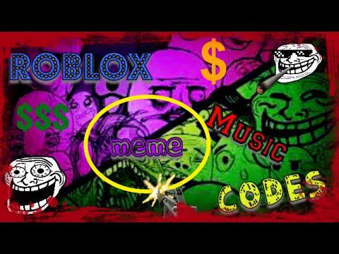 10 Most Popular Meme Music Codes! (ROBLOX)