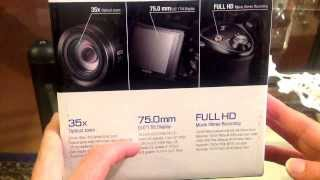 Unboxing cámara Samsung WB2100 español