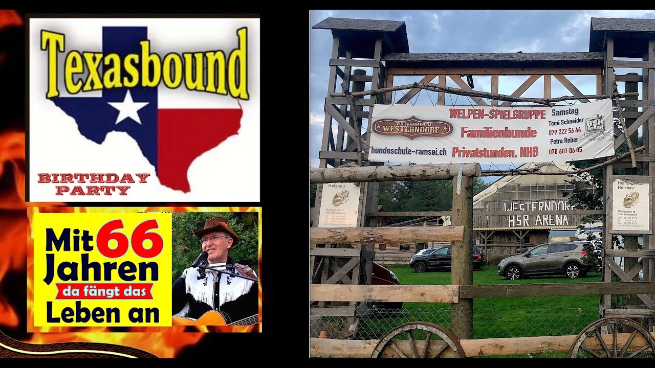 Texasbound Video-Stream