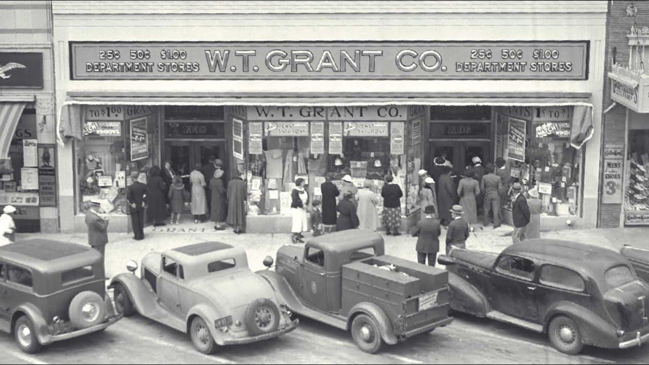 W.T. Grant Co. - Life in America