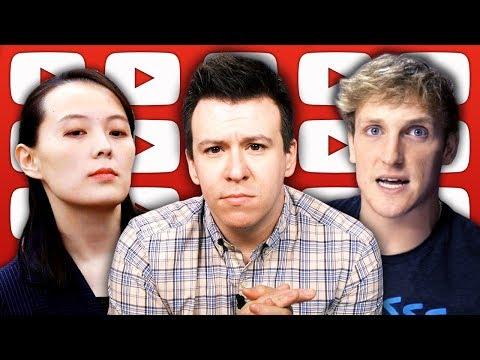 Why Youtube's New Logan Paul Inspired Punishments Matter, North Korea's Propaganda Machine, and More