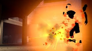 Team Fortress 2 Gibs at 2000 fps - Ultra Slow-Mo #2