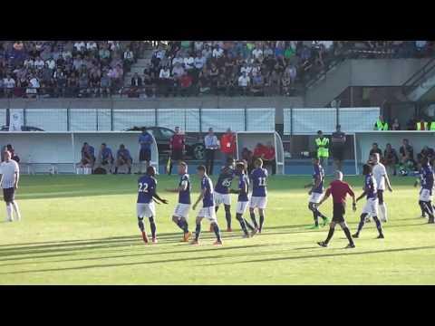 Rc Strasbourg vs Fc Zürich Amical 2017/2018 Résumé Match