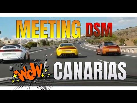 Download 💯  DSM MEET Canarias.😍 Mitsubishi Eclipse 🔥 2G  GS GST GSX  🔥 LANCER EVO