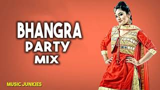 Bhangra Party Mix 2018  | Bhangra Wedding dj | Latest Punjabi mashup 2018