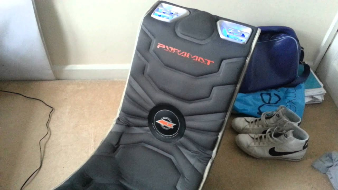 Exceptional Pyramat Gaming Chair !!!!   YouTube