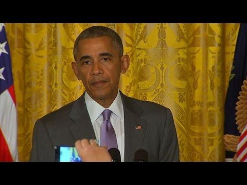 Obama celebrates his last Eid in the White House