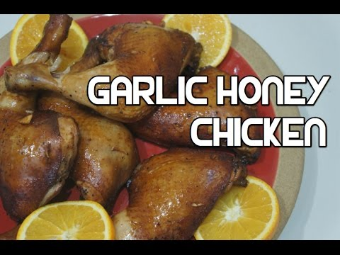 Garlic Honey Chicken Recipe AMAZING n SUPER EASY