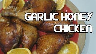 Garlic Honey Chicken Recipe Amazing N Super Easy