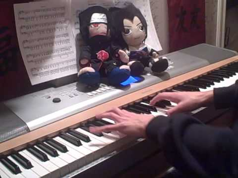 ♫Naruto Opening 8 - Remember on piano♫