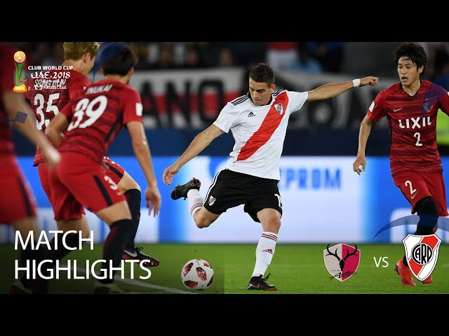 Kashima Antlers v River Plate - MATCH 7
