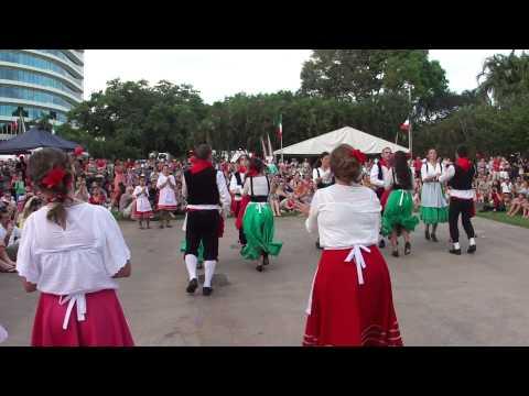 Darwin Italian Festival 2013 - Tarantella Group 6pm