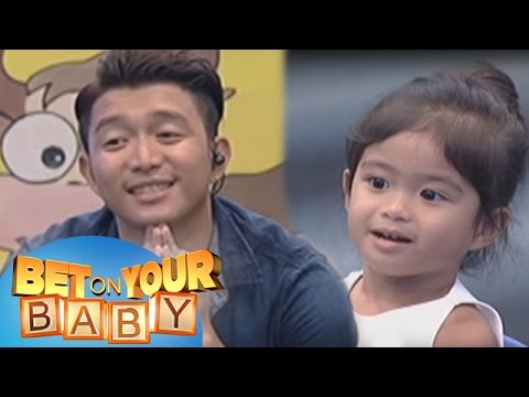 Bet On Your Baby: Baby Dome Challenge with Daddy Jason and Baby Mela