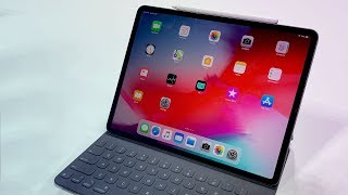 NEW iPad Pro (2018) Hands-On