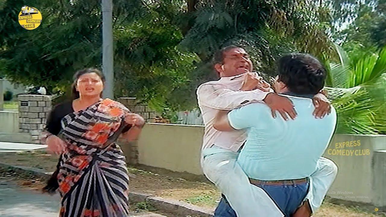 Bava Bava Panneeru Brahmanandam Non Stop Comedy Scene   #Brahmanandam   Express Comedy Club