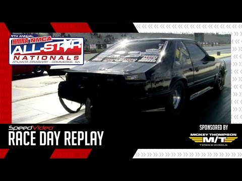 Street Outlaw Final At The 2017 NMRA/NMCA All-Star Nationals