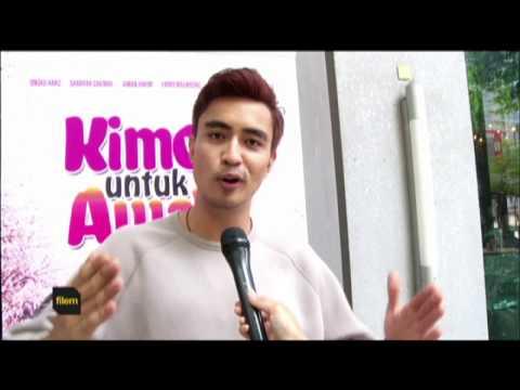 Aiman Hakim belajar bahasa Korea untuk filem 'Kimchi Untuk Awak!'