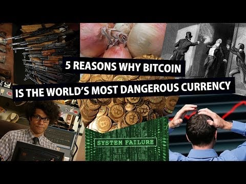 Five Reasons Why Bitcoin Is The World's Most Dangerous Currency