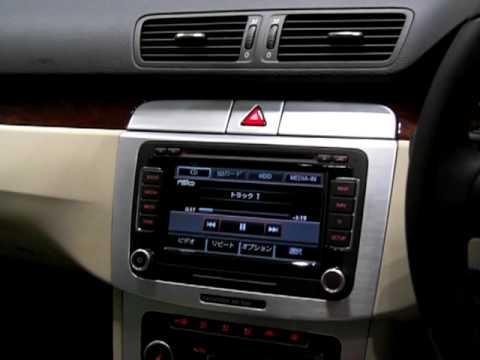 Volkswagen Passat Cc Dynaudio Sound System Youtube
