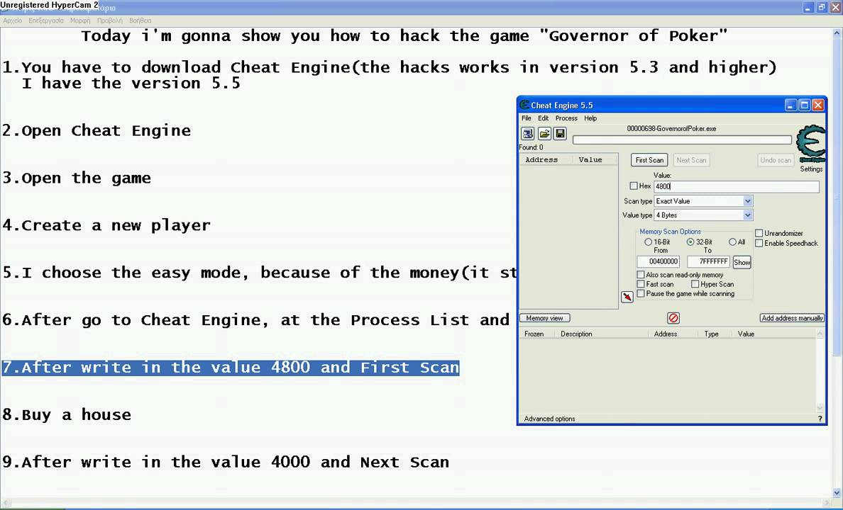 Governor Of Poker 3 Hacked Money