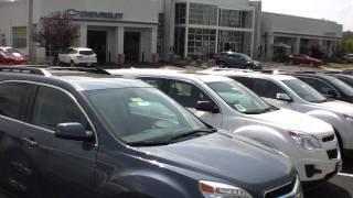 Superior Chevrolet NJ Dealer Equinox Inventory Lawrenceville New Jersey