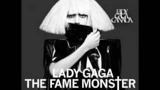 Lady GaGa - MMVA Performance LoveGame / PokerFace Audio 2009