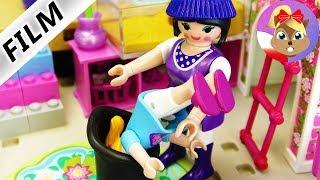 Playmobil Film polski | STRASZNA NAUCZYCIELKA PORYWA HANIĘ - co ona knuje? Serial - Wróblewscy