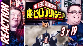 "My Hero Academia Episode 57 (3x19) REACTION!! ""Rescue Exercises"""