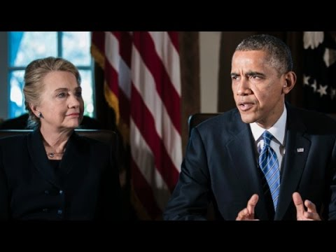 Was Clinton right about arming Syrian rebels?