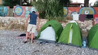 Bayramda Manal Camping