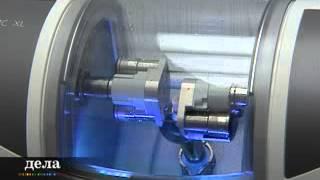 Протезирование зубов за один день(В стоматологии «Реновацио» работает новая модульная компьютерная система CEREC CAD/CAM. Инновационная технолог..., 2012-11-21T02:32:10.000Z)