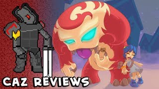 Monster Tale Review - Caz