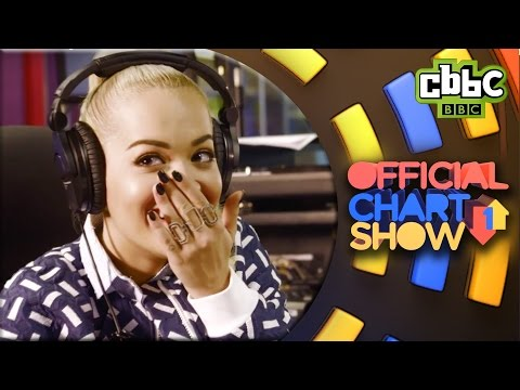 Rita Ora and Sigma 'SAY WHAT?' on CBBC Official Chart Show