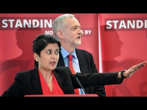 Corbyn Allies in Labour Attacked For Supporting Palestinian