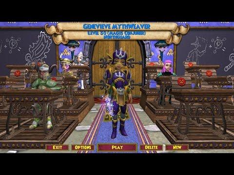 Wizard City Telegraph Box Event