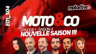 Le nouveau permis moto A2   MOTO&CO Episode 01 - Saison 4