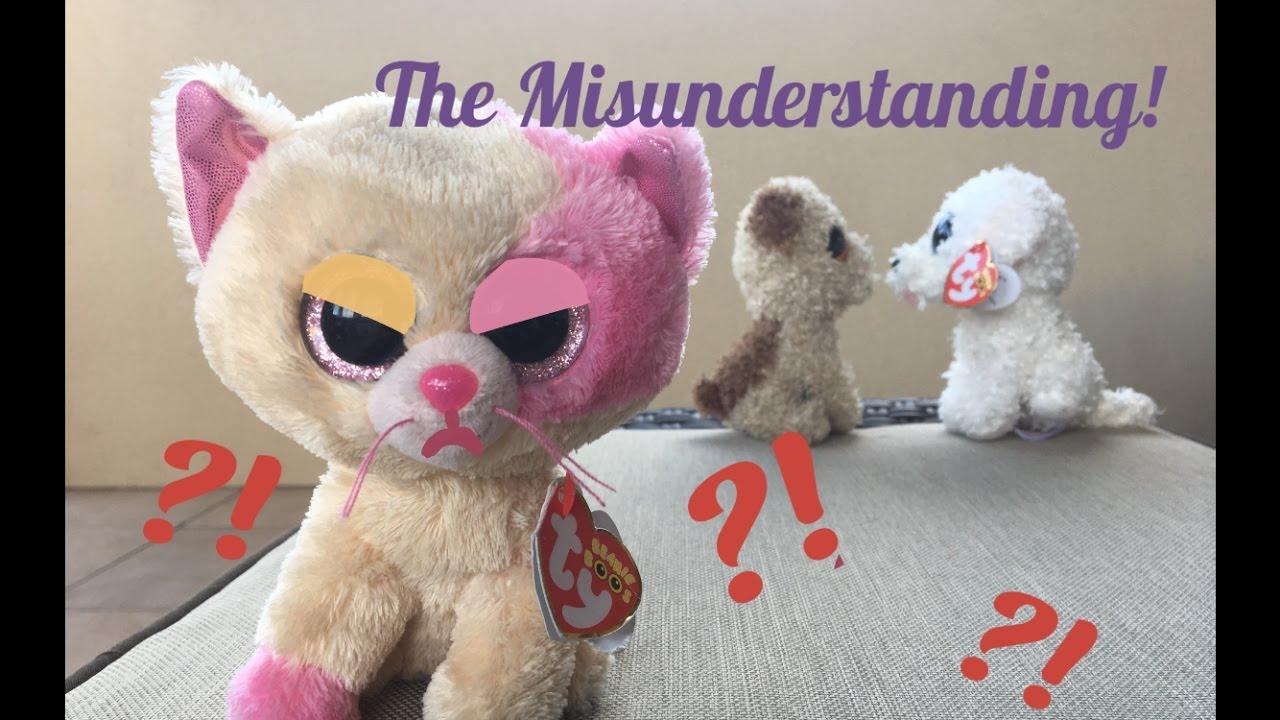 Beanie Boo s  The Misunderstanding! - YouTube 859d20e07c5